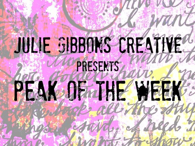 Peak of the Week is now on video!
