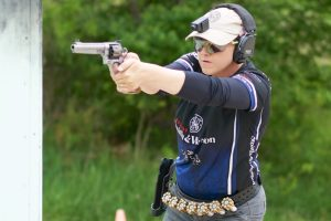 It's been quite a few years since I competed in the USPSA Revolver Division. Looking forward to running and gunning with the S