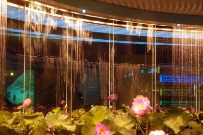 Fontaine de l'Illumination - Pavillon de la Chine