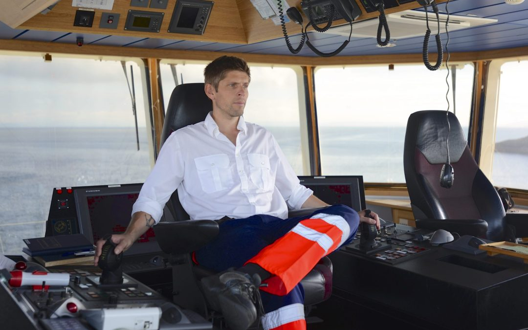 Cruising the Boknafjord