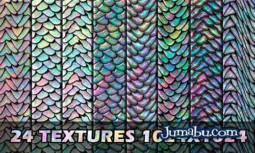 Textura de Peces – Escamas para Descargar | Jumabu