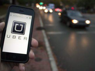 Jana Pendapatan Melalui Uber