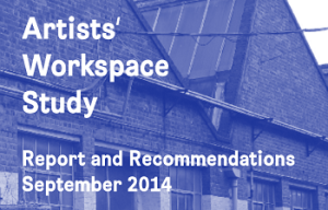 Artists study City of London UK / click image to download report