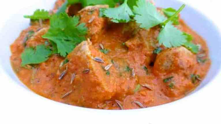 Indian Butter Chicken Recipe, an easy Indian recipe for chicken in ...