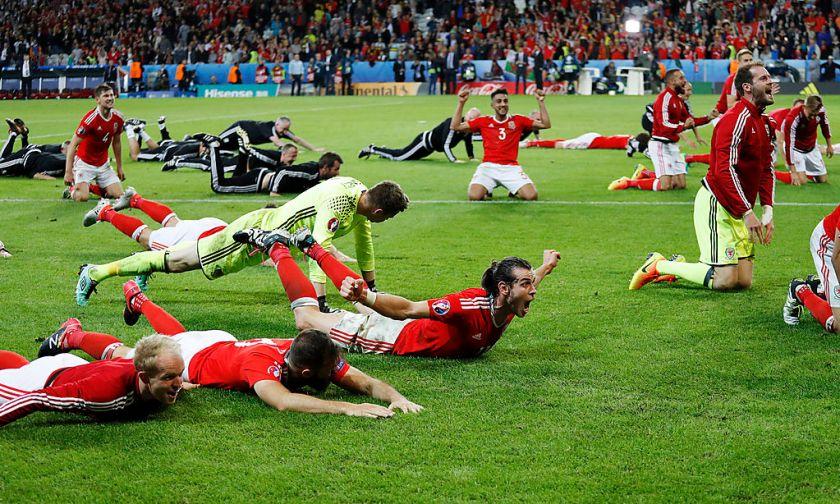 Wales gegen Belgien: Den Favoriten gestürzt