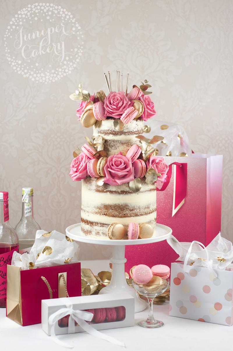 Red Velvet Layer Cake Uk