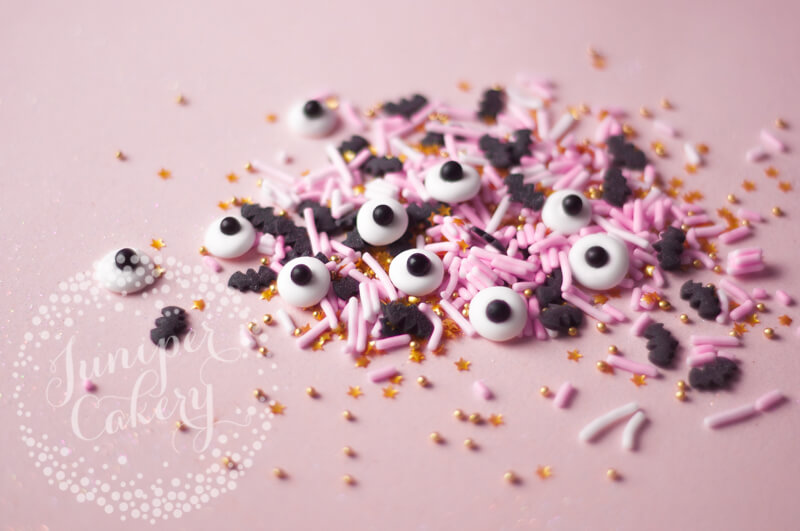 DIY candy eyes tutorial for Halloween baking