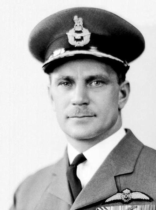 Air Vice-Marshal G.M. Croil.