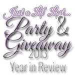2013 Year in Review Party & Giveaway