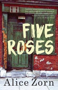 Blog Tour Review + Giveaway: Five Roses by Alice Zorn