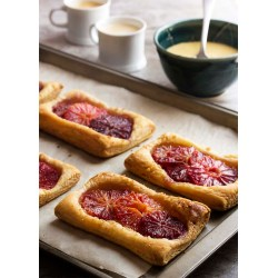 State Looking Nuts Bacon Puff Pastry Desserts Tasty Puff Pastry Desserts An Easy But Puff Pastry Blood Orangesmake Se Orange Easy Puff Pastry Blood Orange Galettes Just A Little Bit