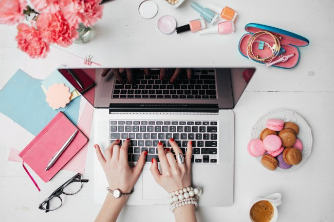 Blogging with Heart Community