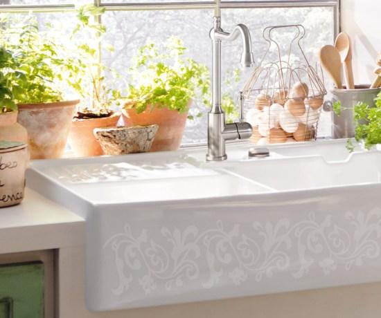 Declutter Challenge Kitchen Sink