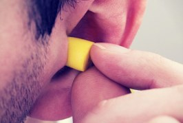 Five Safety Tips for Wearing Earplugs