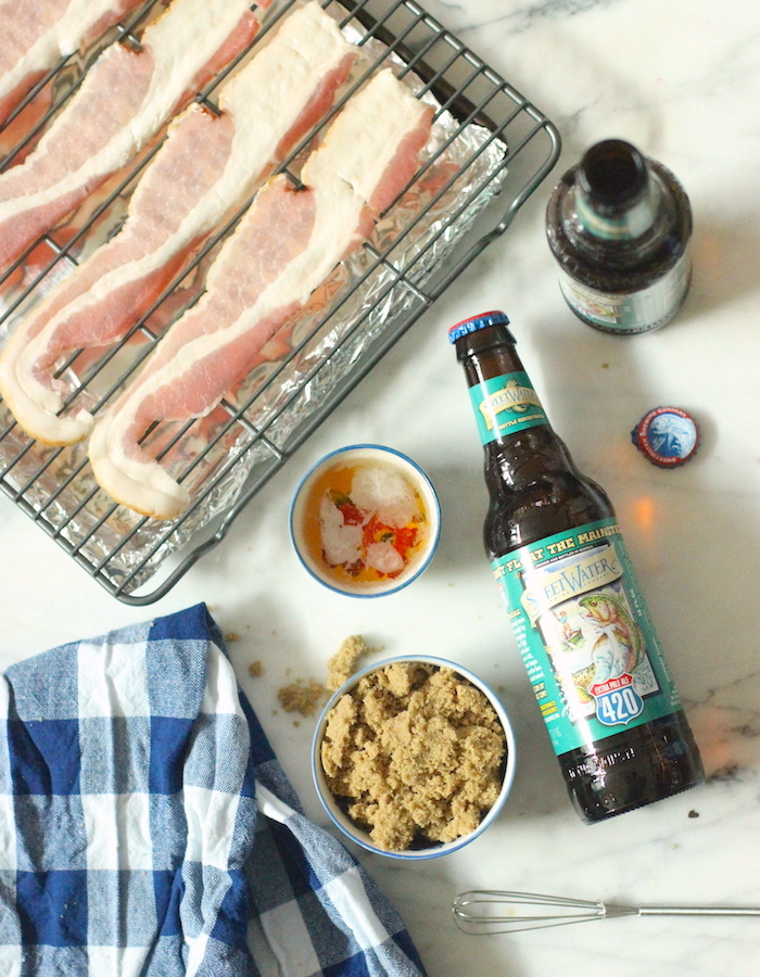Beer Candied Bacon Recipe