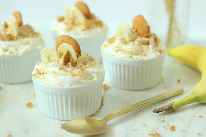 White Chocolate Banana Pudding Recipe