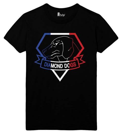 T-Shirt Metal Gear