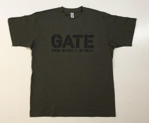 gate t-shirt