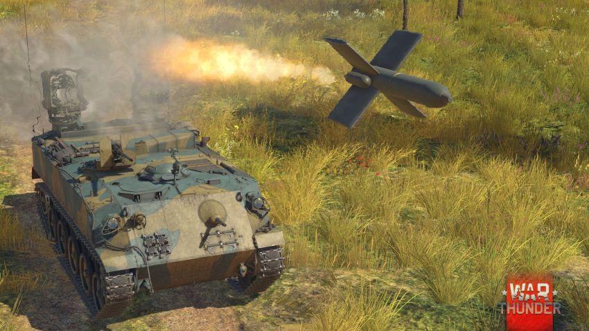 60 APC - War Thunder