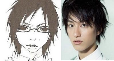 Kouki Mizuta alias Mitsu Nakagome