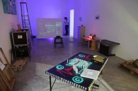 La galerie Joseph Froissart transformée en repère de hackers