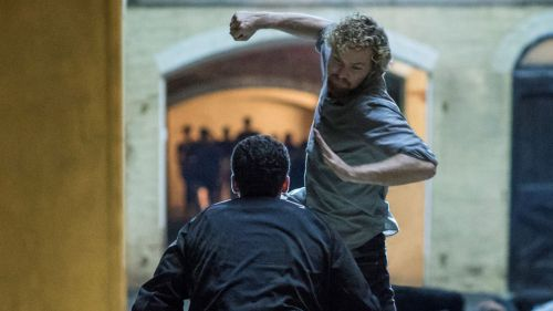 marvel Iron Fist Netflix 2017