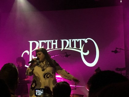 Beth Ditto Columbia Session RTL2