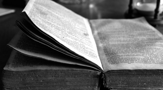 Why I'm Simply a Christian: Sola Scriptura