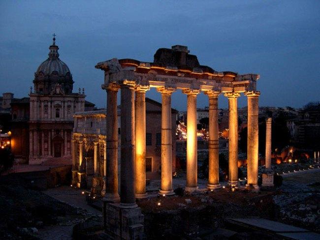 Digital C-Print - 2004 Rome