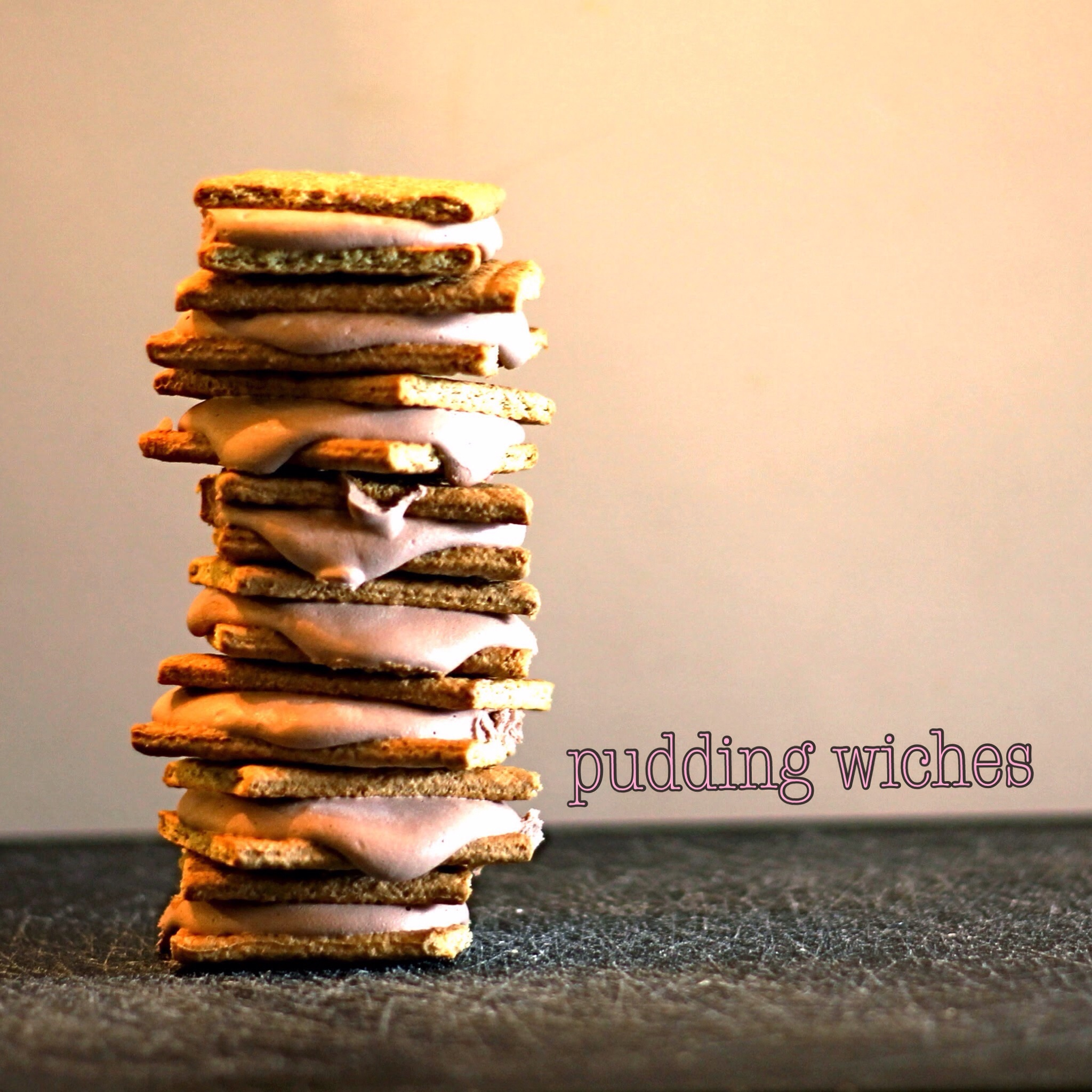 pudding-wiches