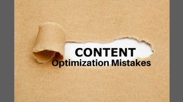 7 Content Optimization Mistakes That Every Bloggers Must Know