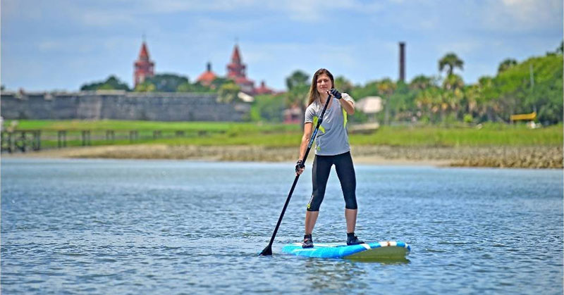 California Board Company Stand Up Paddle Board Review