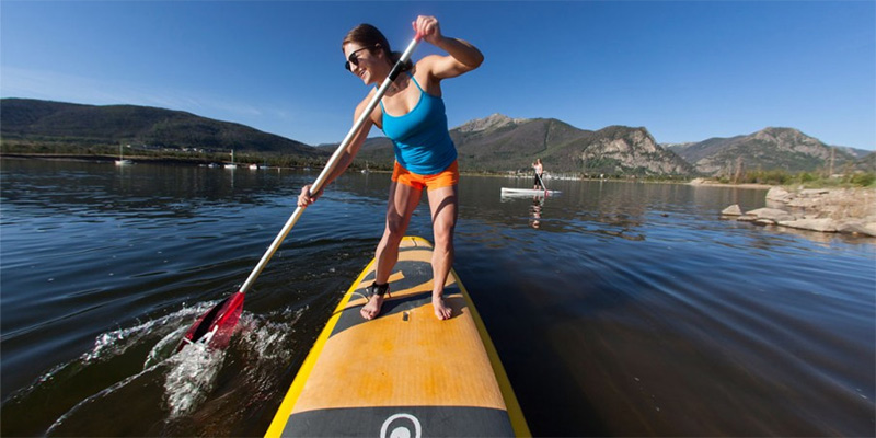 7 Best Places To SUP In Colorado