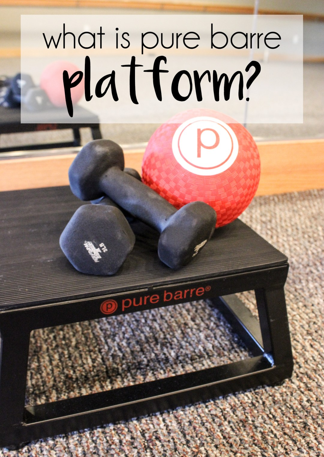 What Is Pure Barre Platform | Just Peachy Blog