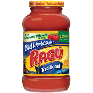 Ragu Old World Sauce