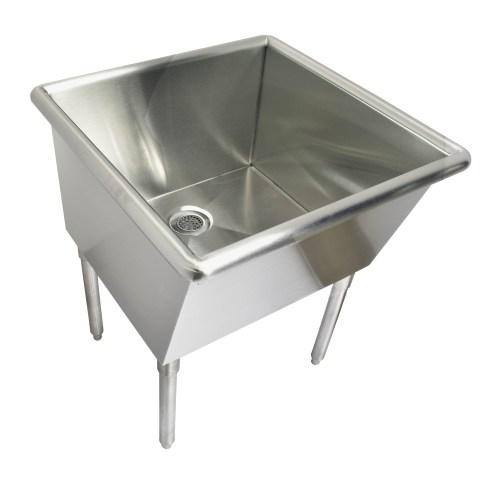 Medium Crop Of Stainless Steel Utility Sink