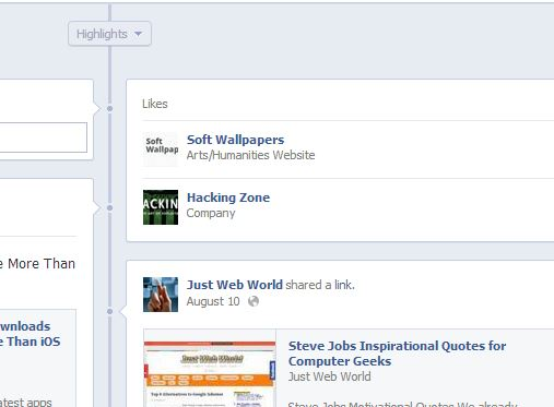 Facebook Cross Platform Effective Ways to Get More Facebook Page Likes