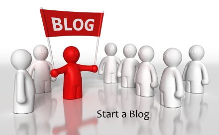 Start your own Blog Online Money Making Through Blogging