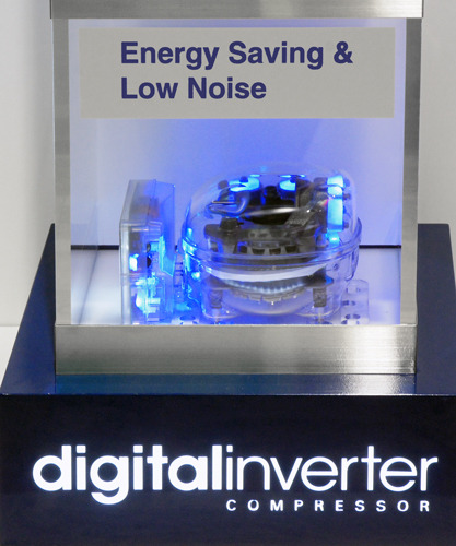 Digital Inverter Compressor Samsung Refrigerator Juuchini