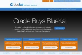 Oracle Buys Bluekai Image Courtesy Gigaom JUUCHINI