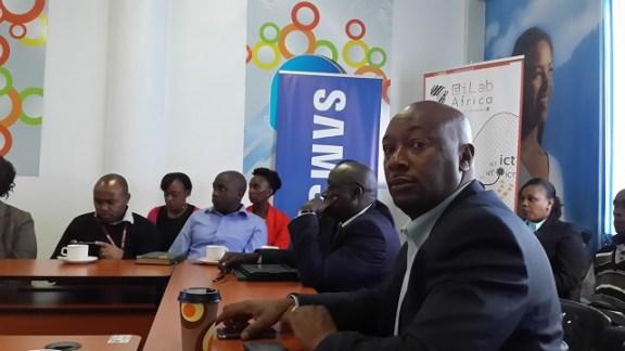 Robert Ngeru Samsung Apps Show And Tell JUUCHINI