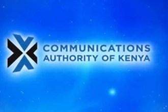 COMMUNICATIONS AUTHORITY OF KENYA JUUCHINI