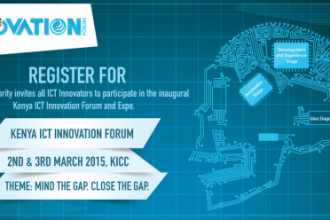 KENYAN FIRST ICT INNOVATION FORUM