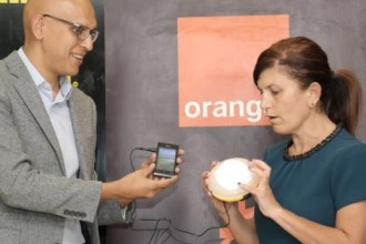 ORANGE KENYA EXPANDS NETWORK, LAUNCHES SOLAR PRODUCTS