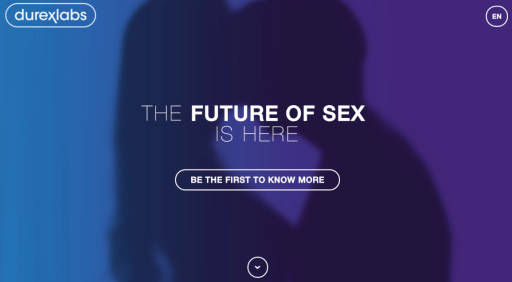 Durex Labs Sex Redefined The Future of Sex JUUCHINI