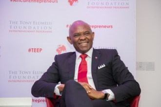 TONY ELUMELU FOUNDATION SELECTS 1000 IDEAS
