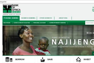 Kenya Urban Roads Authority Website Hacked Redirects To Bank Of Africa Kenya Website JUUCHINI