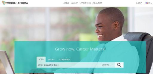Writer For Juuchini at WorkInAfrica Job Recruitement Website Service JUUCHINI