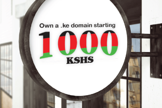 Register .KE Domain Name For Just KES 1000