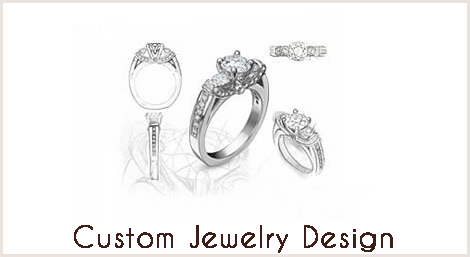 san diego custom jewelry design service